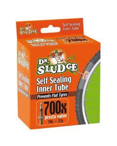 Dr Sludge Self-Sealing Inner Tube 700 x 19-25C - Presta