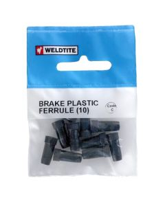 Brake Cable Outer Ferrules - Pack of 10