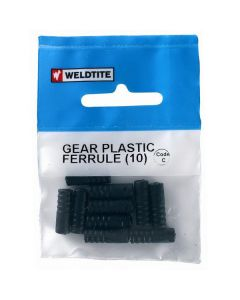 Gear Cable Outer Ferrules - Pack of 10