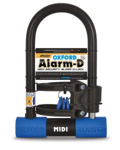 Oxford Alarm-D Midi - Sold Secure Alarm Lock