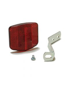 Bicycle Rear Red Reflector