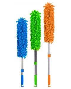 Bettina Chenille Noodle Duster