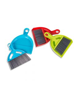 Kampa Bristle Mini Dustpan & Brush