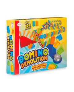 Wilton Bradley Domino Demolition Game