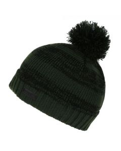 Regatta Men's Davion II Fleece Lined Bobble Hat - Bayleaf