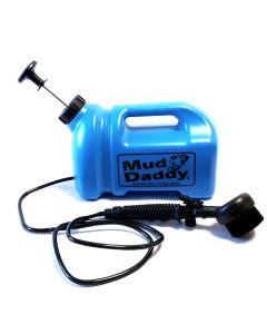 Mud Daddy Portable Washing Device - 8 Litre Blue