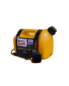 Mud Daddy Portable Washing Device - 8 Litre Yellow