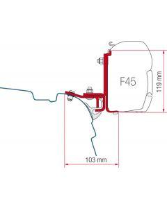 Kit for Reimo Multirail VW T5