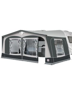 Dorema Garda XL270 Caravan Awning - Charcoal