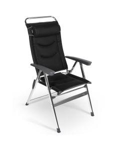 Dometic Quattro Milano Recliner Chair Black