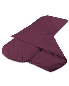Duvalay Compact 2.5cm Memory Foam Sleeping Bag - 66cm Width