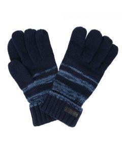 Regatta Men's Davion Knitted Gloves - Navy