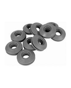 Pack of 10 Plastic Eyelets