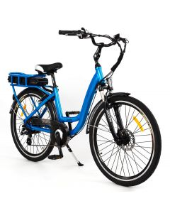 Roodog Chic Electric Bike with Low Step-Through Frame