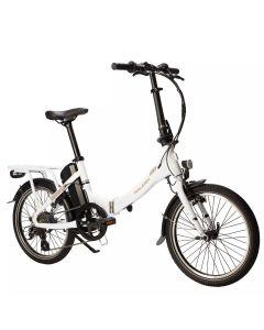 Raleigh Stow-E-Way Folding Electric Bike in Black