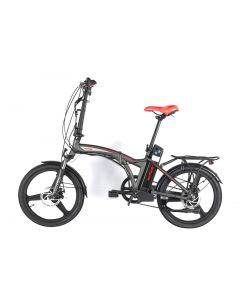 Eco Voltz Commute Alloy Folding Electric Bike