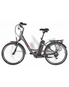 Eco Voltz Urban Step-Through Electric Bike