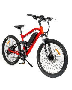 Roodog Striker Full Suspension Electric Mountain Bike