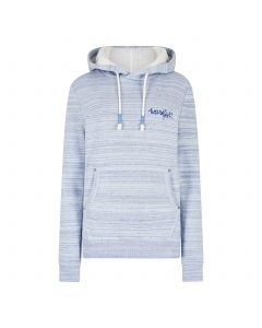 Weird Fish Embry Women's Hoodie - Ultramarine