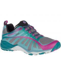 Merrell Siren Edge Q2 Waterproof Womens Shoes - Clover/Smoke