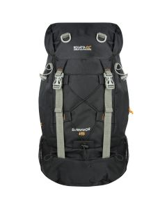 Regatta Survivor III 45L Rucksack - Black
