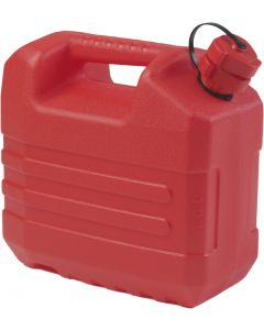 Petrol Fuel Can 10 litre Red