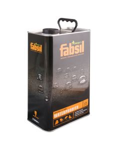 Large 5 Litre Can of Awning Waterproofing Fabsil