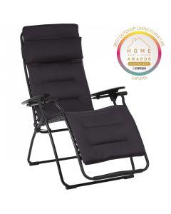 Lafuma Futura Air Comfort Reclining Chair - Acier Navy