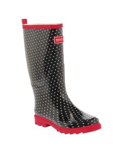 Regatta Lady Fairweather Wellington Boots - Lollipop