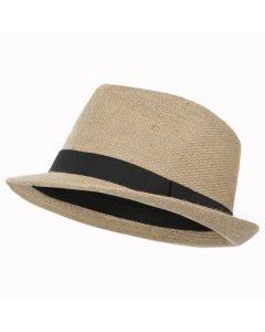 Trespass Fedora Hat - Natural