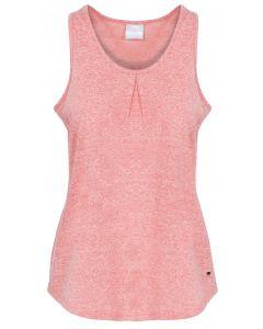 Trespass Fidget Women's Vest Top - Peach Marl