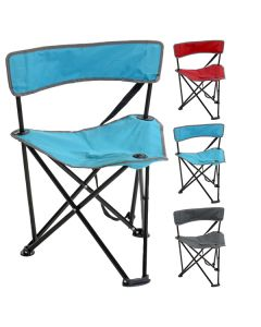 Folding Chair With Back