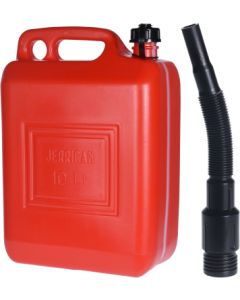 Koopman Fuel Can With Funnel - 10LT