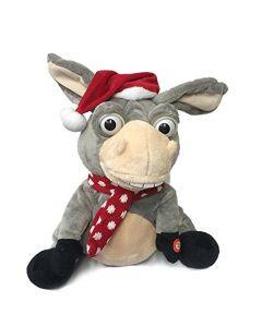 Festive Animated Donkey