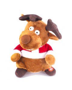 Festive Animated Reindeer