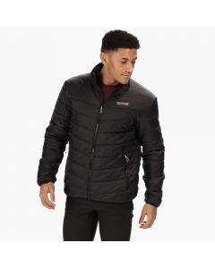 Regatta Men's Freezeway Baffle Jacket - Black
