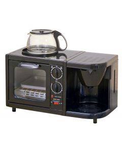 3 in 1 Combination Oven, Grill & Coffee Maker