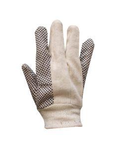 Polka Dot Grip Gardening Gloves - Pair