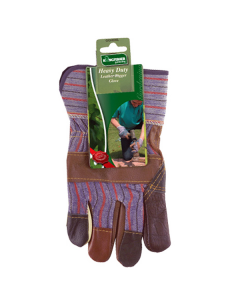 Men's Heavy Duty Leather Palm Rigger Gloves