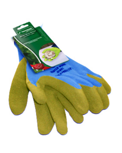 Strong Latex Grip Builders Gloves