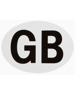 Magnetic GB Car Badge