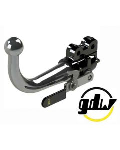 Audi A8 (4D) (Not Vehicles With Level Control) 1994-2002 Detachable Towbar