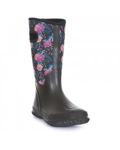 Trespass Geraldine Womens's Printed Wellies - Bold Floral Print