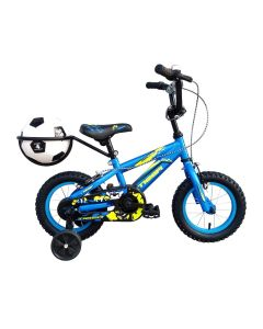 "Tiger Gerald Boys Bike Blue - 14"" Wheel"