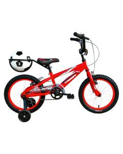 "Tiger Gerald Boys Bike Red - 12"" Wheel"