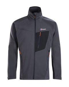 Berghaus Ghlas Mens Softshell Jacket - Carbon