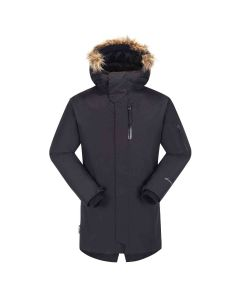 Skogstag Gronene 2-layers Men's Technical Parka - Black
