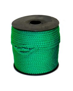 3mm Guy Line - 50 Metre Roll Green
