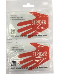 Strider Hot Pad Hand Warmer - Twin Pack