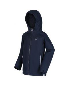 Regatta Kids' Hurdle III Waterproof Insulated Jacket - Navy